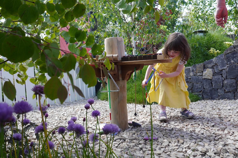 Barretstown children s charity play park austen associates for Garden design kildare