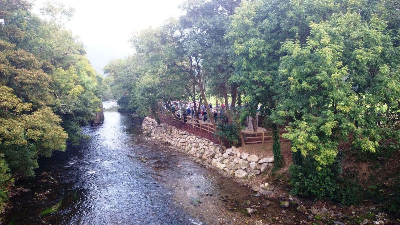 river park, memorial garden, pocket, public