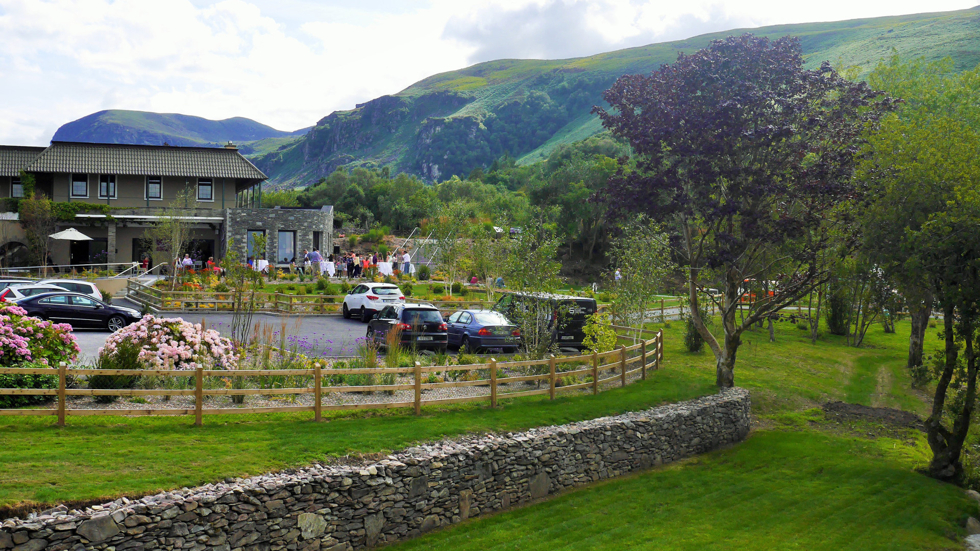 Gap of Dunloe Destination Gardens