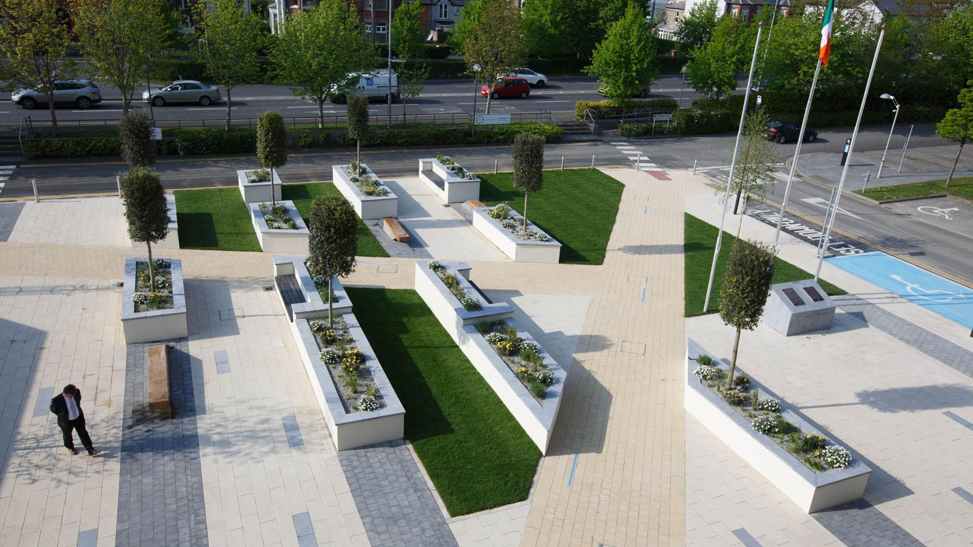 Portlaoise 1916 Memorial Garden