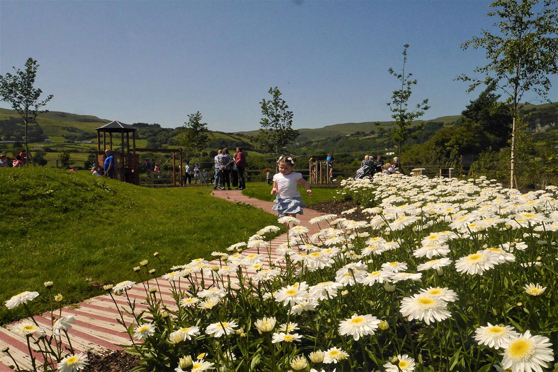 Carnlough Playpark, Northern Ireland - Austen Associates